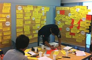 Dinamización de sesiones participativas